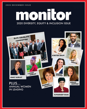 Monitor Cover December 2020
