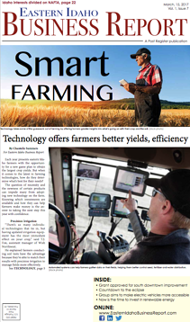 Easter Idaho Business Report: Technology and farming