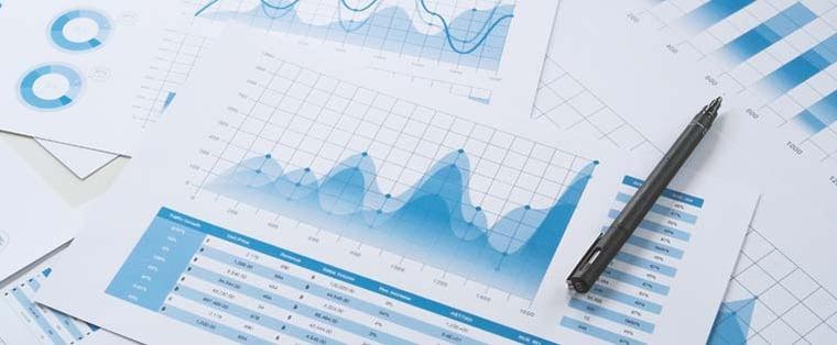 conceptual finance charts