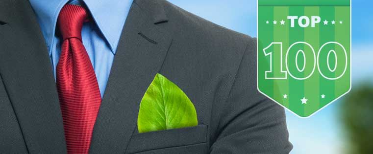 KeyCorp business man leaf in pocket